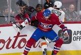 """""""Canadiens"""" tapo vienvaldžiais Rytų konferencijos lyderiais"""