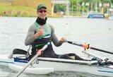 Parairkluotojas A.Navickas iškovojo pasaulio taurės etapo bronzą
