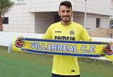 """""""Villarreal"""" įsigijo Italijoje žibėjusį puolėją, """"Celtic"""" klubas taip pat stiprina puolimą"""