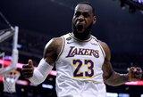 NBA grįžta: lygos klubų vadovai sutiks pratęsti sezoną