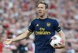 """""""Arsenal"""" gynėjas N.Monrealis savo karjerą užbaigs Ispanijoje"""
