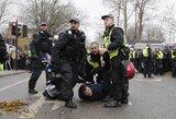 Prieš Londono derbį fanai kovėsi su policija