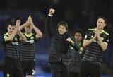 """""""Chelsea"""" beveik susitarė su A.Conte dėl naujos sutarties"""
