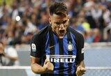 """""""Inter"""" Italijos čempionate iškovojo ketvirtąją pergalę"""
