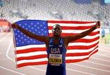 Pasaulio rekordininkas – diskvalifikuotas: praleis ir Tokijo olimpiadą