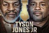 M.Tysonas ar R.Jonesas? M.Bukauskas ir kiti MMA ir bokso kovotojai pateikė savo prognozes