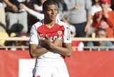K.Mbappe nerungtyniavimo priežastis – konfliktas su komandos draugu