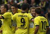 """Vokietijoje pergales šventė """"Borussia"""" ir """"Bayern"""" klubai"""