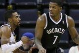"""J.Johnsono vedama """"Nets"""" įveikė Memfio krepšininkus"""