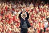 """A.Wengeras žada jau sausį treniruoti naują klubą: """"Esu pasirengęs sugrįžti"""""""
