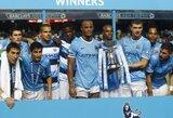 """Turnyrą Azijoje laimėjo """"Manchester City"""" klubas"""