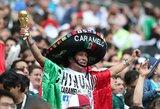 Pasaulio čempionate Katare – dvigubai brangesnis alkoholis