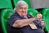 """Savo gimtadienio dieną mirė 43 metus """"Montpellier"""" prezidentu buvęs charizmatiškasis L.Nicollinas"""