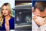 """""""Su gimtadieniu, kekše"""": bučinys su A.Dziuba automobilyje sugadino gyvenimą Rusijos laidų vedėjai"""