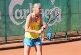 Šiauliuose prasidėjo tarptautinis jaunių teniso turnyras A.Balžekui atminti (patikslinta)