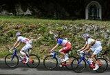 I.Konovalovas sužibėjo plento dviračių lenktynėse Prancūzijoje