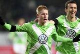 """""""Wolfsburg"""" neketina parduoti nei vieno iš savo lyderių"""