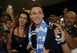 Oficialu: Romos klubas įsigijo Olandijos rinktinės gynėją