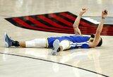 """Warriors"" – per žingsnį nuo NBA superfinalo"