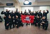 B.Vanagas planuoja komandos augimą – lenktyniaus ne tik lietuviai