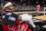 """""""Rockets"""" žaidėjai mano, kad C.Anthony karjera Hiustone yra baigta"""