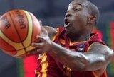 Makedonai be didesnio vargo nugalėjo Vokietijos krepšininkus