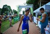 Europos jaunių triatlono čempionate į B finalą pateko tik U.Paurytė