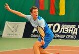 Lietuvos teniso čempionatų ture – per 200 žaidėjų