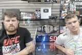 S.Thompsonas pasakė, kodėl nepriėmė kovos su nauja UFC žvaigžde Ch.Čimajevu