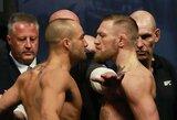 """Į UFC narvą grįžtantis buvęs čempionas: """"Kova prieš C.McGregorą buvo didžiausias mano košmaras"""""""