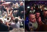 C.Nurmagomedovo užpultas C.McGregoro bičiulis suspenduotas 7 mėnesiams