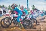 Trečiasis motokroso čempionato etapas: intriga moterų klasėje ir bekompromisė kontaktinė jaunųjų motociklininkų kova