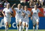 UEFA perpus didina finansavimą moterų futbolui