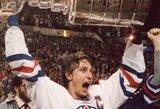 Geriausio pasaulio ledo ritulininko W.Gretzky istorija: nuo komandos draugų tėvų neapykantos iki įspūdingo kiekio NHL rekordų