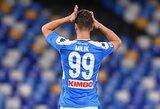 """A.Milikas nusprendė palikti """"Napoli""""?"""