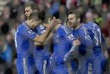 """""""Chelsea"""" neturėjo vargo su """"Stoke City"""" klubu (+ kiti rezultatai)"""
