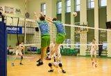 Lietuvos vyrų tinklinio pirmenybėse – favoritų pergalės