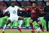 """""""Wolfsburg"""" išvykoje susitvarkė su """"Nurnberg"""""""