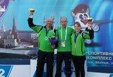 Europos policijos šaudymo čempionate – J.Ždanovos triumfas