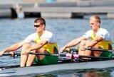Penki Lietuvos irkluotojai kovos dėl pasaulio čempionato medalių