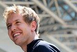 S.Vettelis neigia sakęs, kad Europos GP lenktynėse saugos automobilis į trasą buvo išleistas tyčia