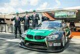"""Didžiausia D.Matijošaičio komandos problema – parduoti """"Jaguar"""""""