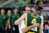 Lietuvos rinktinės pralaimėjimas amerikiečiams – didžiausiu skirtumu nuo Barselonos olimpinių žaidynių