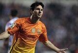 """Guti: """"Norėčiau, kad L.Messi rungtyniautų """"Real"""" klube"""""""