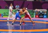 A.Kazakevičius nepateko į Europos žaidynių pusfinalį (komentarai)