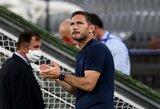 """""""Chelsea"""" pagerino klubo antirekordą, F.Lampardas įžvelgė ir gerų dalykų"""