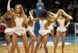 """Krepšinio šokėjų čempionate – """"Žalgirio"""" merginų triumfas"""