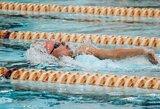 U.Mažutaitytė pasitikrino jėgas atvirajame Danijos plaukimo čempionate