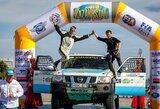 """A.Juknevičius dalyvaus """"Cross-Country"""" pasaulio čempionato etape Kazachstane"""