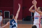 Kroatijos krepšininkai įveikė bosnius
